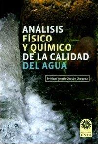 Análisis físico y químico de la calidad del agua pdf