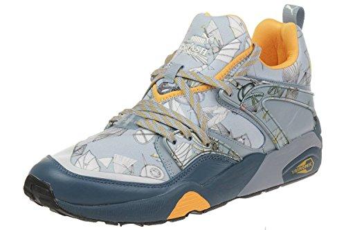 Puma Blaze of Glory X Swash OS London Sneaker Trainers 358860 01