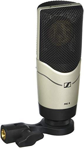 MK 8 Dual-Diaphragm Multi-Pattern Condenser Microphone