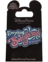 Disney Pin - Splash Mountain - Everything is Satisfactual