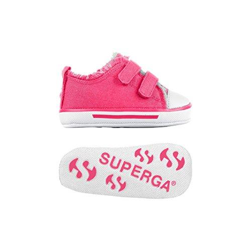 Superga S002A80 - Zapatillas de casa para niños Fuxia