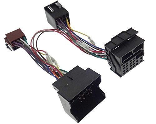 THB paRROT-adaptateur iSO pour fORD-bLUETOOTH/quadlock