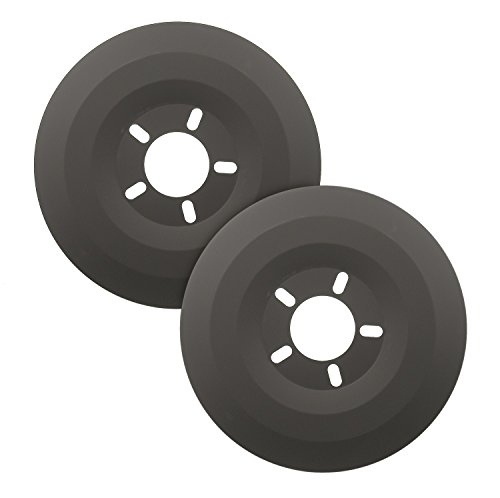 Mr. Gasket 6905 Wheel Dust Shield - Measures 15-Inches ()