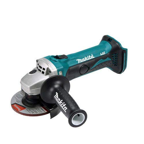 Makita XAG01Z-R 18V LXT Cordless Lithium-Ion Cut-Off/Angle Grinder (Bare Tool) (Renewed)