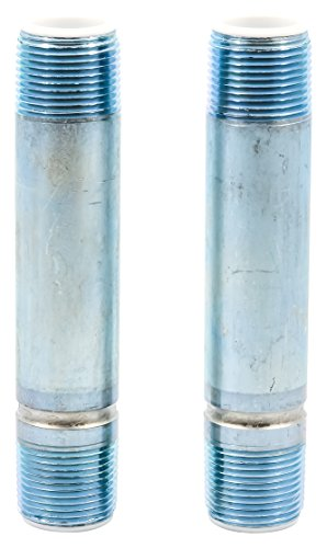 "Camco 10634 3/4"" NPT x 3/4"" NPT x 5"" Long Dielectric Nipple, Pack of 2"