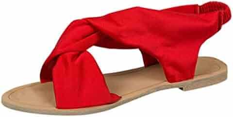 4d78d9f4da0e Memela Clearance sale Women Flat Sandals Beach Ankle Strap Sandals Summer  Holiday Flip Flop Flats Shoes