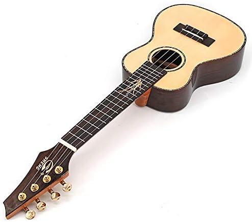 NUYI 23/26 Pulgadas Ukulele 4 Cuerdas Guitarra Pequeña Chapa De ...