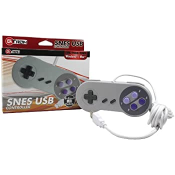 best Games&Tech 2x Classis FAMICOM SNES USB Controller for Raspberry