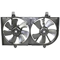MAPM Premium SENTRA 02-06 RADIATOR FAN SHROUD ASSEMBLY, w/ A/C, 1.8L Eng