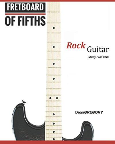 FRETBOARD Of FIFTHS: ROCK Guitar, Study Plan ONE