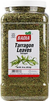 Badia Tarragon Leaves 16 oz by Badia