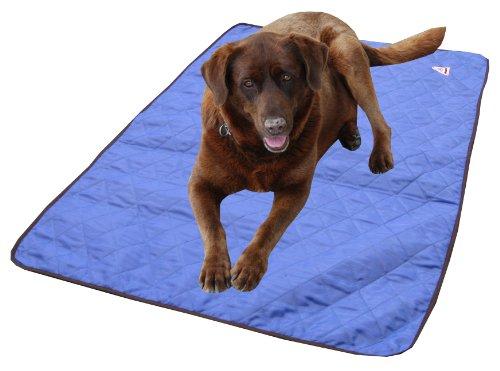 HyperKewl Cooling Dog Pad - SM-BLUE