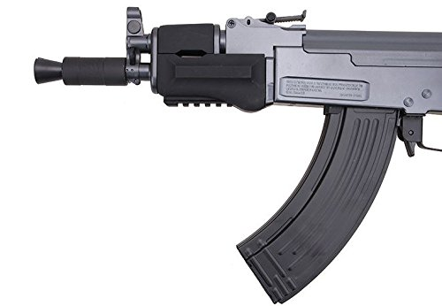 DE Metal AK Spetsnaz AEG Full Auto AK47 Electric Rifle Folding Stock