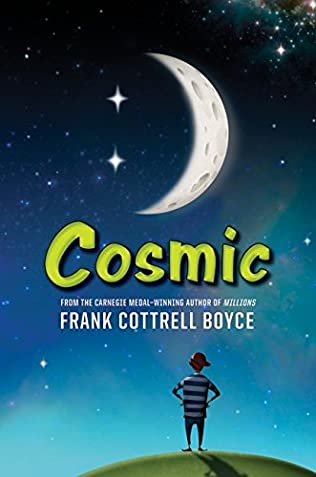 book cover of Cosmic