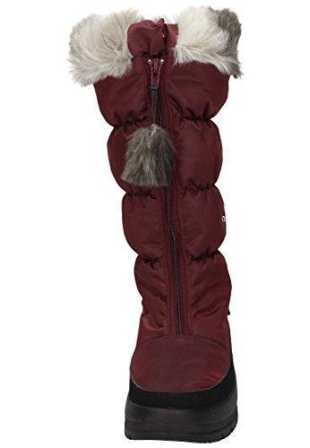 Polartex Manitu Rot Rot Snowboot Damen THwXF