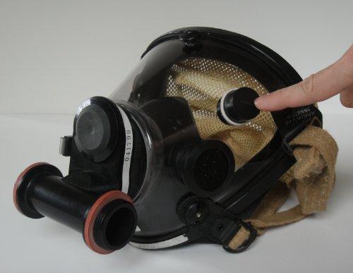 Equipment Firefighter (Magnetic Fog Wiper for Firefighter Mask)