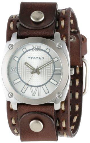 Nemesis Unisex 66SBTD Elegant Roman Numerals Watch
