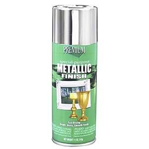 Rust Oleum Sp1020 Silver Metal Spray Paint