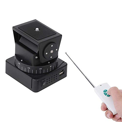 (Mcoplus YT-260 Remote Control Motorized Pan Tilt Head for Extreme Camera WiFi Camera and Smartphone)
