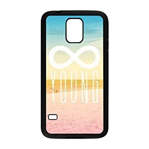 Forever Young Brand New Cover Case for SamSung Galaxy S5 I9600,diy case cover ygtg589755 by mcsharks