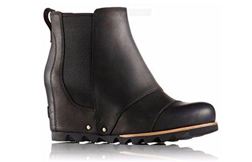 91fbc7f01d7 Sorel Women s Lea Wedge Booties - The Handbag Factory - High-Quality ...