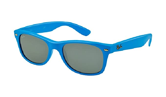 d130ad8894 Amazon.com  Ray-Ban Unisex 0RB2132 Shiny Azure One Size  Shoes