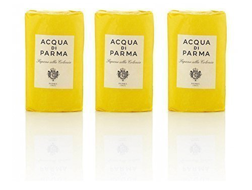 Acqua di Parma Colonia Wrapped Soaps 100 grams - Set of 3