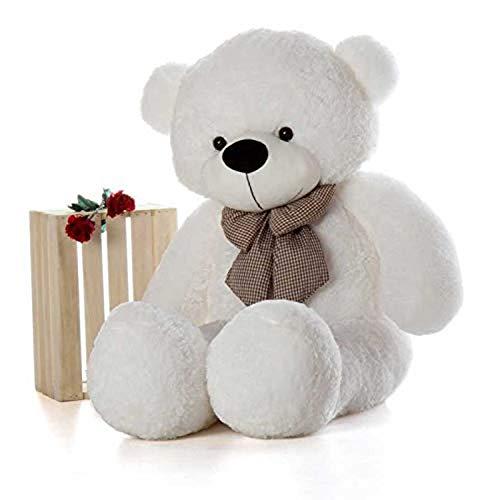 Click4deal Soft Teddy Bear  White
