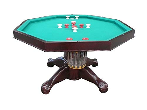 Berner Billiards 3 in 1 Table - Octagon 48