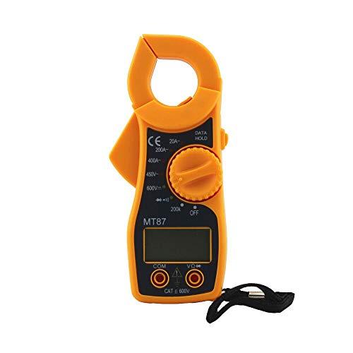 YOZOOE Digital Multi Meters Clamp Meter Volt Meterr Ammeter Ohm Meter Volt Tester (Color : T2): Kitchen & Home