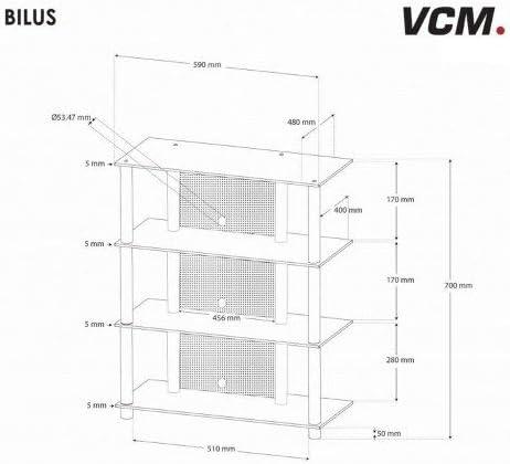 VCM Hifi-Möbel Bilus