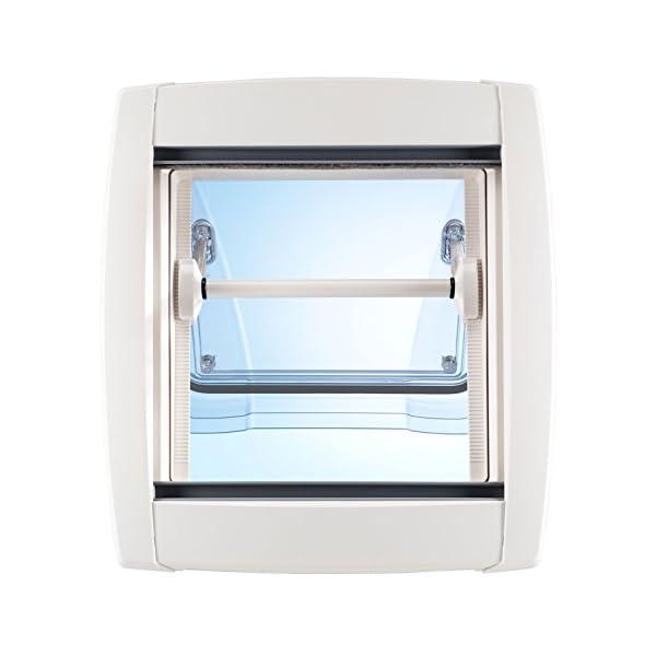 41mfnyYGe8L MPK Dachfenster Vision Star M pro klar 40x40 cm Dachstärke 25-60 mm 48P + Deklain Dichtmittel