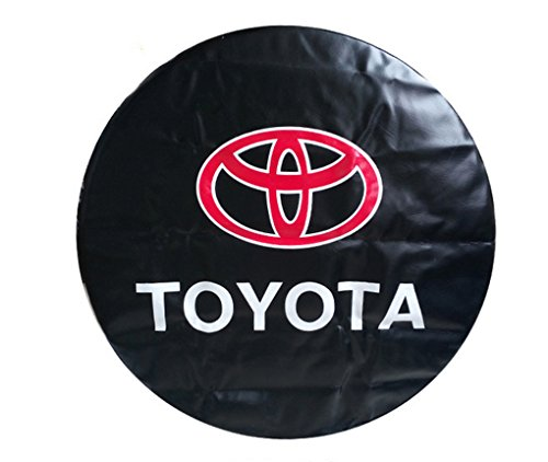 Spare Tire Cover Tyre Protector 17 Inch For Toyota Rav4 Highlander (Toyota Rav4 Spare Tire Cover)