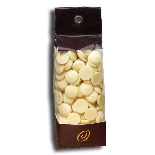 Snowy-White Chocolate Pastilles (32%) 1-Pound Bag