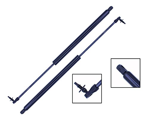 2 Pieces (SET) Tuff Support Liftgate Lift Supports 1990 To 1991 Chevrolet Lumina APV / Pontiac Trans Sport / Oldsmobile (Chevrolet Lumina Apv Gates)