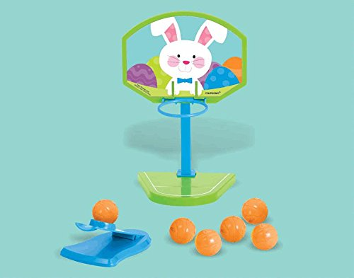 Amscan Egg-stra Special Easter Bunny Basketball Game