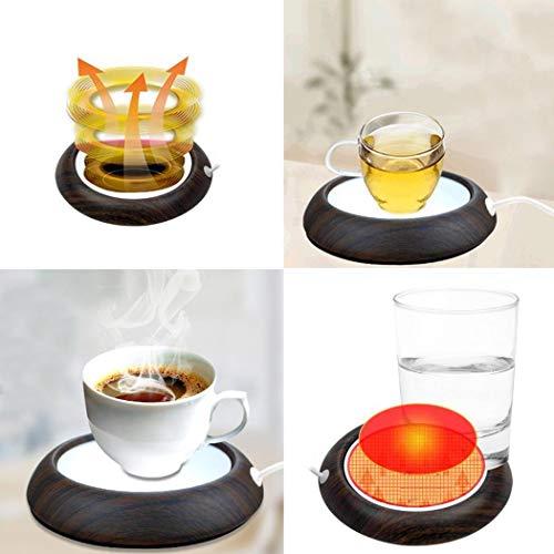 Weardear Smart Office Desk Use Coffee Mug Warmer Plate Beverage Warmers by Weardear (Image #3)