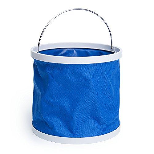 Balde plegable   Cubo agua limpieza coche   Cubo portátil forma de ...