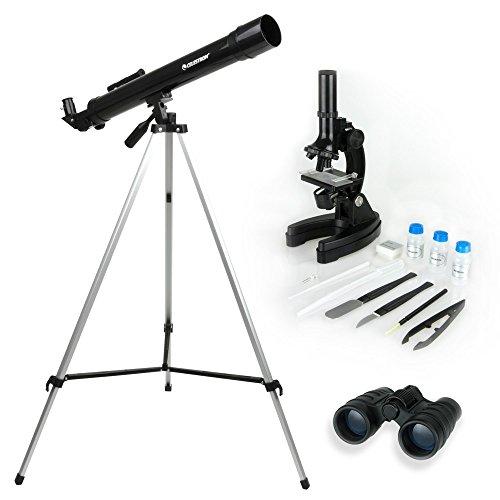 Celestron CSN22010 Telescope Microscope Binocular