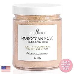 Moroccan Rose & Grapefruit Hand & Body S...