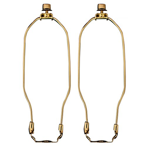 Royal Designs HA-1001-10BR-2 Heavy Duty Lamp Harp, 10'', Polished Brass by Royal Designs, Inc (Image #5)
