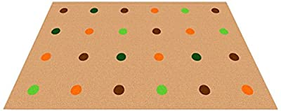On The Spot Classroom Seating Rug