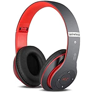 Best Epic Trends 41mfrmn89gL._SS300_ 6S Wireless Headphones Over Ear,Noise Canceling Hi-Fi Bass Foldable Stereo Wireless Kid Headsets Earbuds with Built-in…
