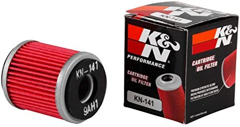 Roll over image to zoom in K&N KN-141 Oil Filter 【並行輸入品】