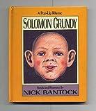 Solomon Grundy, Nick Bantock, 0670843199