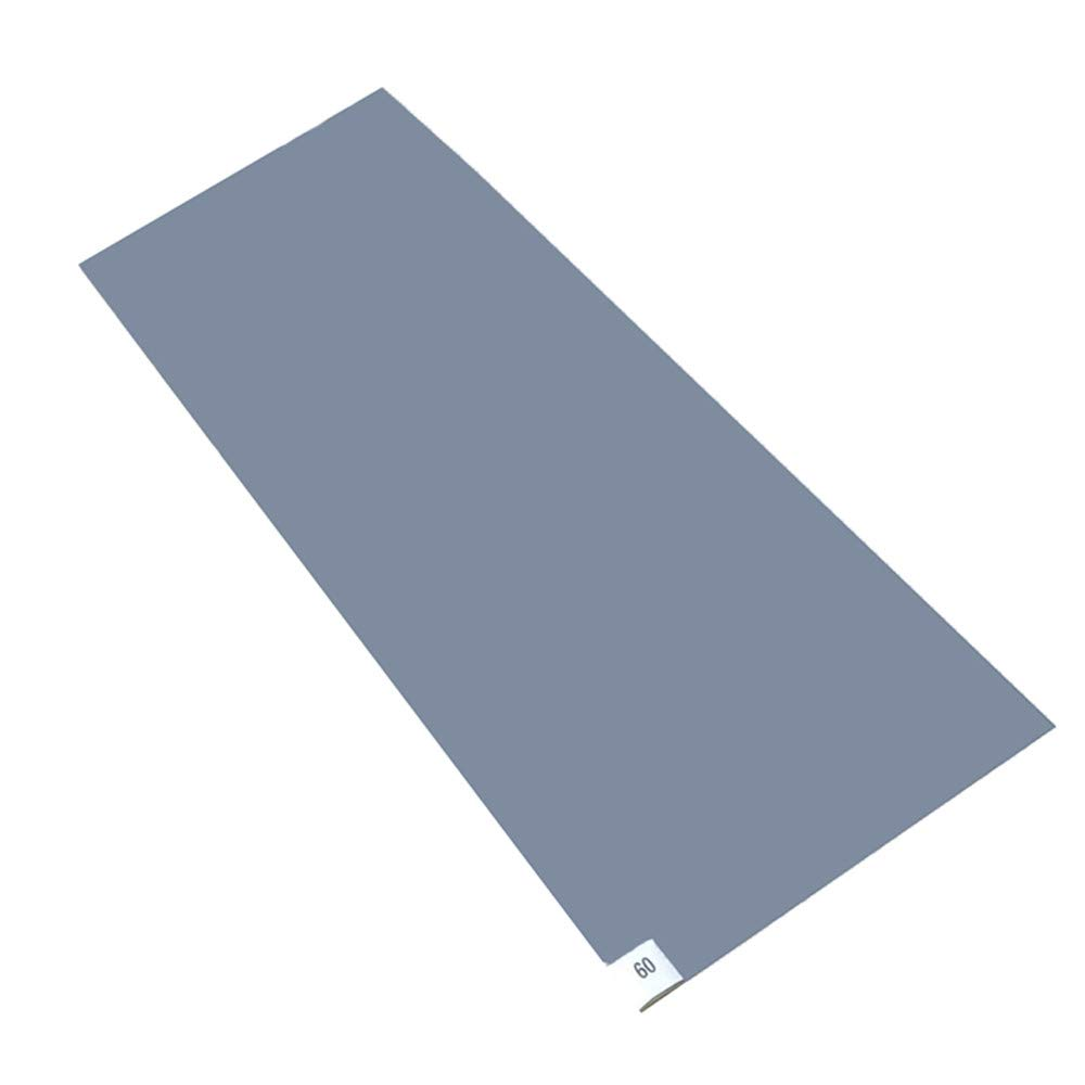 Cleanroom Tacky/Sticky/Adhesive Mat Grey 12''x36''(2 Pads Per Pack of 60 Sheets) for Renovations/Construction/Lab-Room (12''36'', Grey, 2)