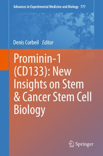 Prominin-1 (CD133): New Insights on Stem & Cancer Stem Cell Biology (Advances in Experimental Medicine and Biology Book 777) (Cd Cell Markers)