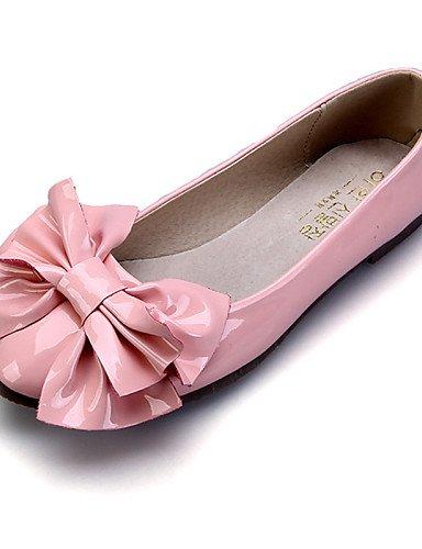señaló rosa us8 negro de rojo zapatos PDX Toe black cn39 Toe mujer de talón comodidad casual vestido almendra Flats uk6 cerrado plano eu39 HqwxZ0