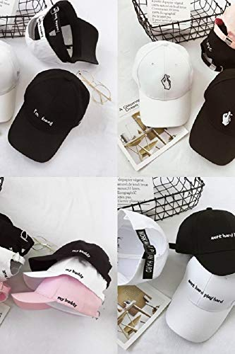 star unique hat cap women girls summer cap casual student influx street couple lover embroidery base men man summer sun blue