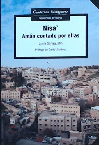 NISA', AMÁN CONTADO POR ELLAS (Cuadernos Livingstone)
